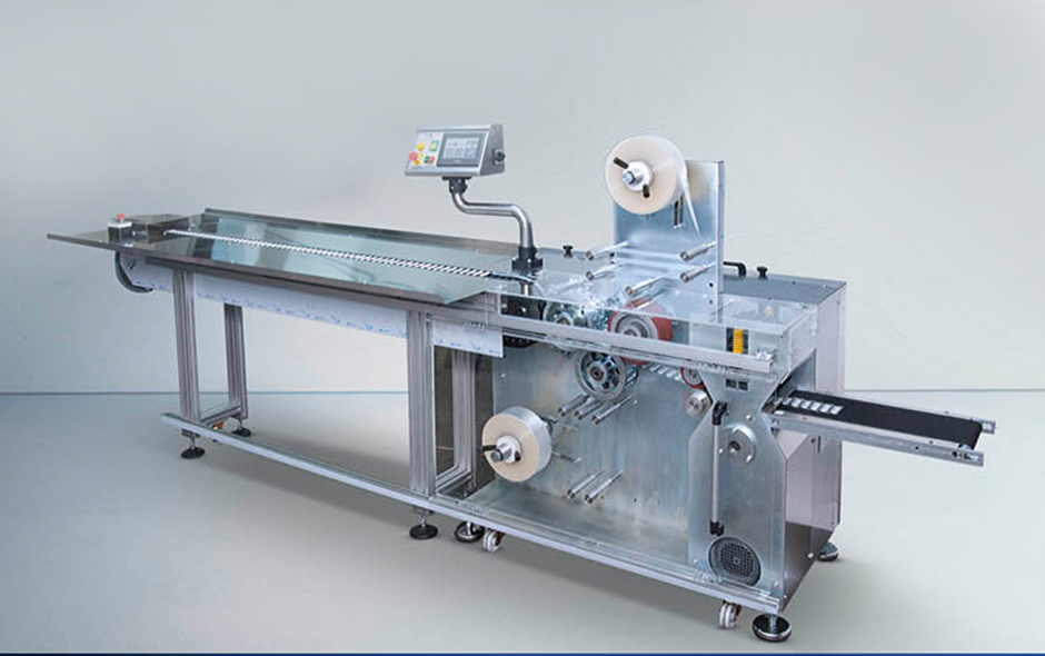 ALM-2080 PLASTIC DISPOABLE SPOON HORIZONTAL PACKAGING MACHINE